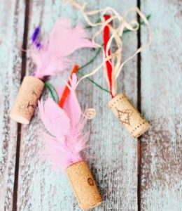 wine cork toys